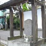 鷺後 香取神社 力石